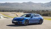 Porsche acelera a fondo con el Panamera Turbo S E-Hybrid Sport Turismo en Chile