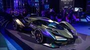 Lamborghini V12 Vision GT, un concepto de otro mundo para los amantes de los videojuegos