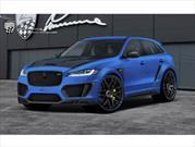 Jaguar F-Pace por Lumma Design, un nivel superior