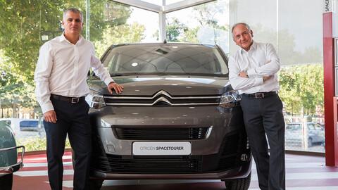 Citroën Chile y Mundo Crédito presentan una solución integral de servicios financieros