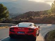 Ferrari presenta dos vídeos del nuevo F8 Tributo