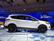Ford Escape 2017 se presenta
