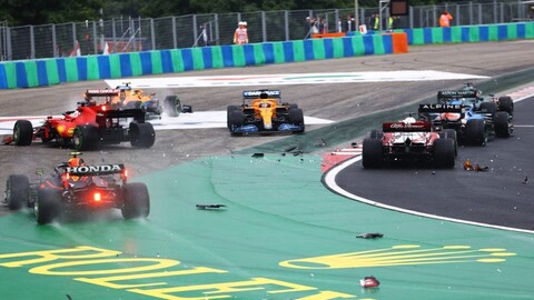 F1: ¿Se viene la ley del que rompe, paga?