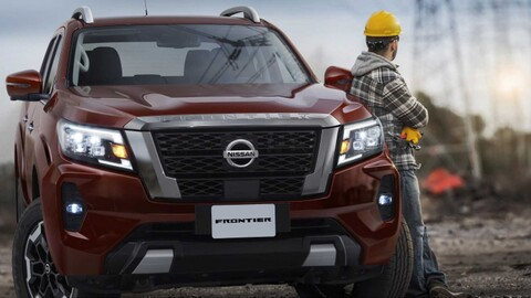 Nissan NP300 y Frontier 2021 llega a México, la pickup más vendida se renueva
