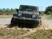 Así fue la travesía del Jeep Club en Concordia