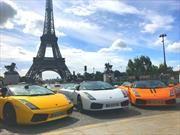 Volkswagen y Lamborghini pasaran del Salón de París 2018