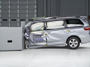 ¿Cuáles son las minivans menos seguras de Estados Unidos?