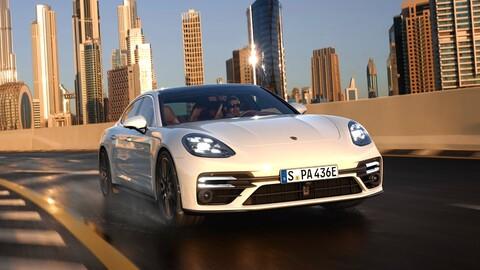 Porsche Panamera Turbo S E-Hybrid 2021: un poderoso sedán híbrido plug-in con 700 hp