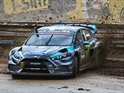 Rallycross: este es el Ford Focus RS RX de Ken Block