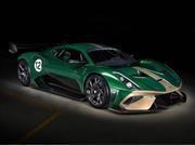 Brabham BT62 es un súper auto que se niega a los sistemas híbridos