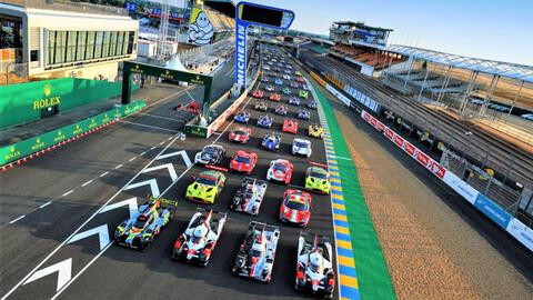 24 Horas de Le Mans: Tatiana Calderón y JP Montoya compiten este fin de semana