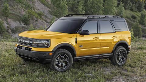 Te contamos todo sobre el nuevo Ford Bronco Sport 2021 en Chile