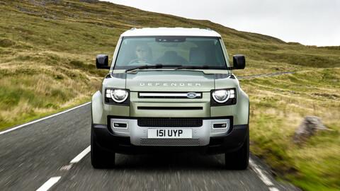 Jaguar Land Rover probará una nueva mecánica de hidrógeno