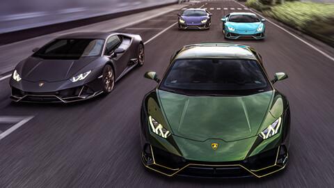 Lamborghini Huracán EVO celebrará 10 años de la marca en México