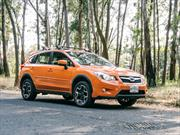 Subaru XV 2013 a prueba