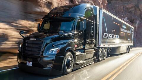 Se vienen los camiones con acoplado autónomos