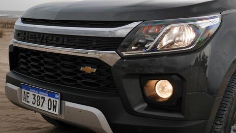 Test nuevo Chevrolet Trailblazer 2021