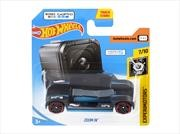 Hot Wheels Zoom In, el carro para tu GoPro