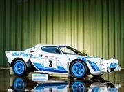 Se pone a la venta un muy elegante Lancia Stratos
