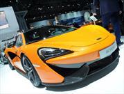 McLaren 570S llega a México desde $240,500 dólares