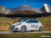 Peugeot 208 BlueHDi 100 en Chile, nueva motorización para el pequeño león