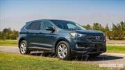 Ford trae un nuevo Edge 2019 lleno de seguridad