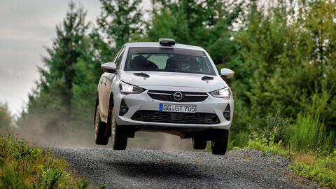 El nuevo Opel Corsa debutará pronto en el Rally