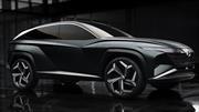 Hyundai Vision T Concept, anticipa el futuro de Tucson