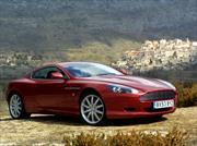 Aston Martin DB9 termina producción