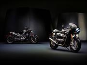 Triumph lanza su propia línea de motos premium