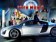 Iron Man 3 llega a Chile con Audi como protagonista