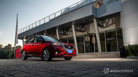 El nuevo Nissan March sube mucho de precio en México. ¿Pasará lo mismo en Chile?