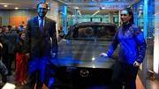 Mazda vende su auto 500,000 en el mercado mexicano