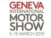 Los 130 autos que debutan en el Auto Show de Ginebra 2015