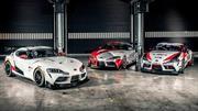 Toyota GR Supra GT4, ideal para competir