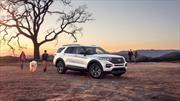 Ford suma nueva versión a la gama de la New Explorer