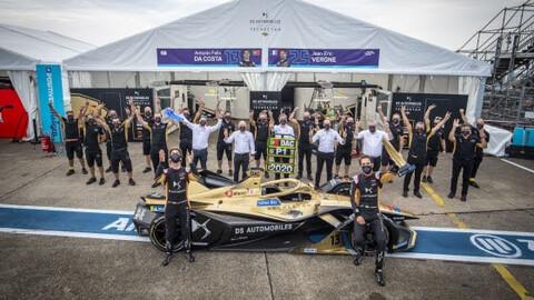 DS Automobiles suma títulos en la Fórmula E y mejora su desarrollo eléctrico