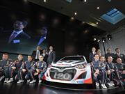 De la mano de Hyundai,  Shell regresa al campeonato mundial de Rally de la FIA