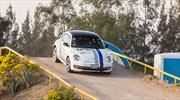 Viviendo el WRC Rally México 2012 en el VW Beetle Turbo