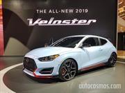Hyundai Veloster confirma su gama para Argentina