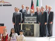 Daimler y Alianza Renault-Nissan colocan primera piedra de la nueva planta en Aguascalientes