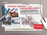 Honda festeja las 300.000 motos fabricadas en Argentina con un concurso