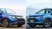 Chevrolet Trax 2021 VS Honda HR-V 2020 ¿Cuál es mejor?