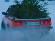 BMW M3 Pickup festeja las fiestas decembrinas