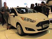 El renovado Ford Fiesta KD desembarca en el Salón de BA 2013
