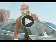 Video: El Mercedes-Benz GLA es el auto de Super Mario en Japón