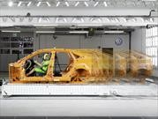 Volkswagen tiene nuevo centro de pruebas de impacto