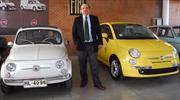 Raúl Dell' Oro, Concesionario Fiat, Premiado Como Empresario Automotor del Año