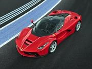 Subastan el último Ferrari LaFerrari por 7 millones de dólares