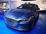 Hyundai Genesis lujo en formato coreano